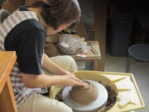 陶芸教室-自由コース