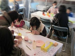 親子陶芸体験コース