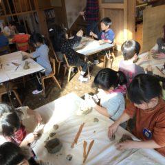 陶芸グループ体験