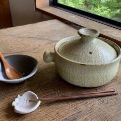 商品38 緑釉土鍋シリーズ