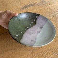 商品37 掛け分け六寸皿