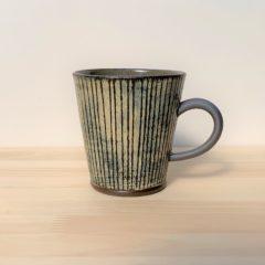 商品027 ストライプストレートマグカップ